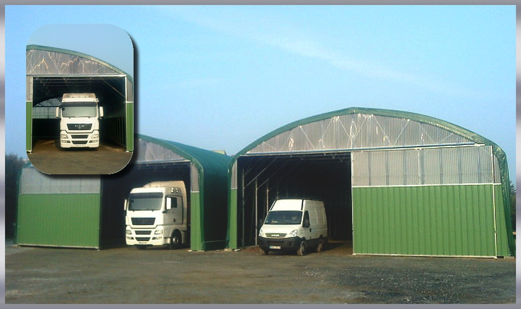 Tunnels stockage tunnel stockage b timent stockage for Garage tunnel metallique